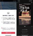 TikTok 字幕機能