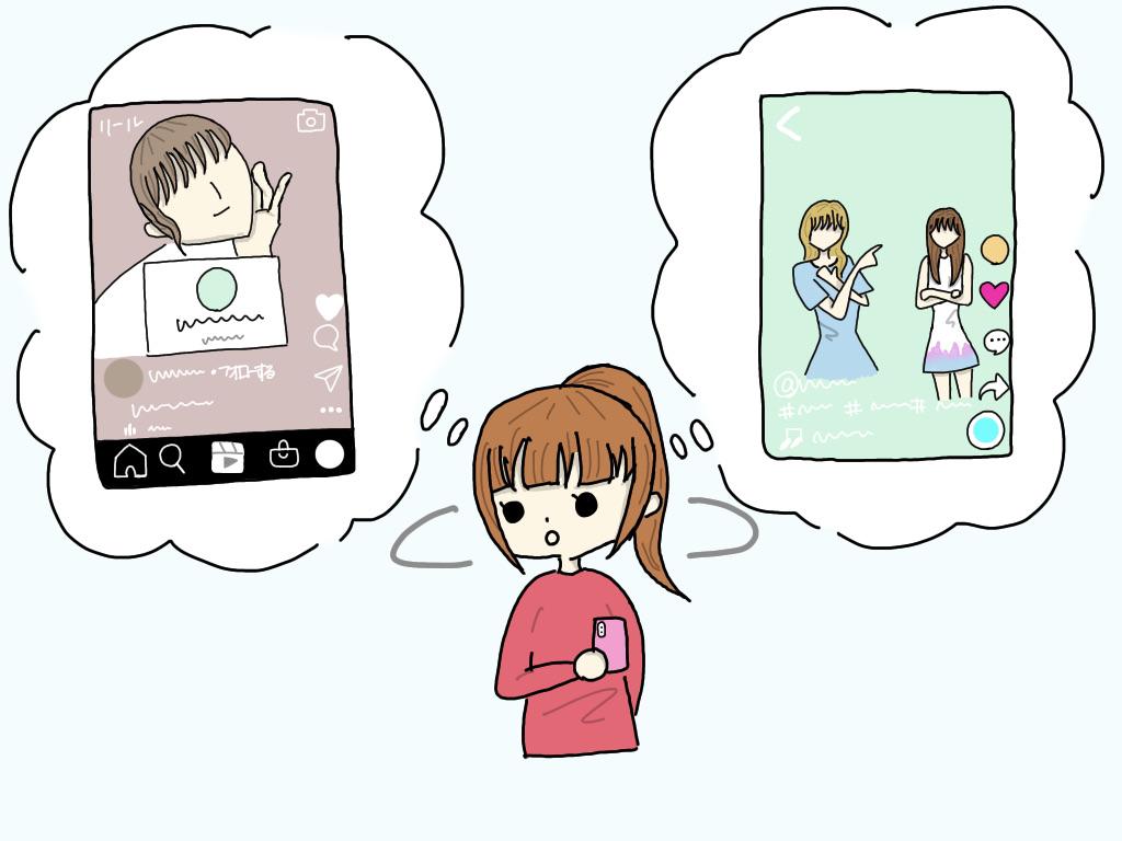Z世代女子がTikTokを視聴する目的は「暇つぶし」、美容系やネタ系など幅広いコンテンツを満遍なく視聴 【Z総研調べ】