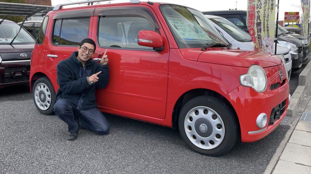 Pさんと1円で購入した愛車