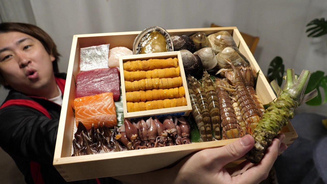 きまぐれクック、最悪な海鮮丼に遭遇  3万円かけて豪華な海鮮丼を作る