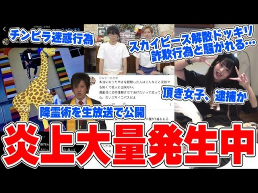 YouTuberコレコレが「頂き女子」りりちゃんの収入源について言及 マニュアル販売でぼろ儲けか